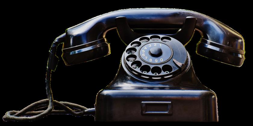 Pixabay altes Telefon